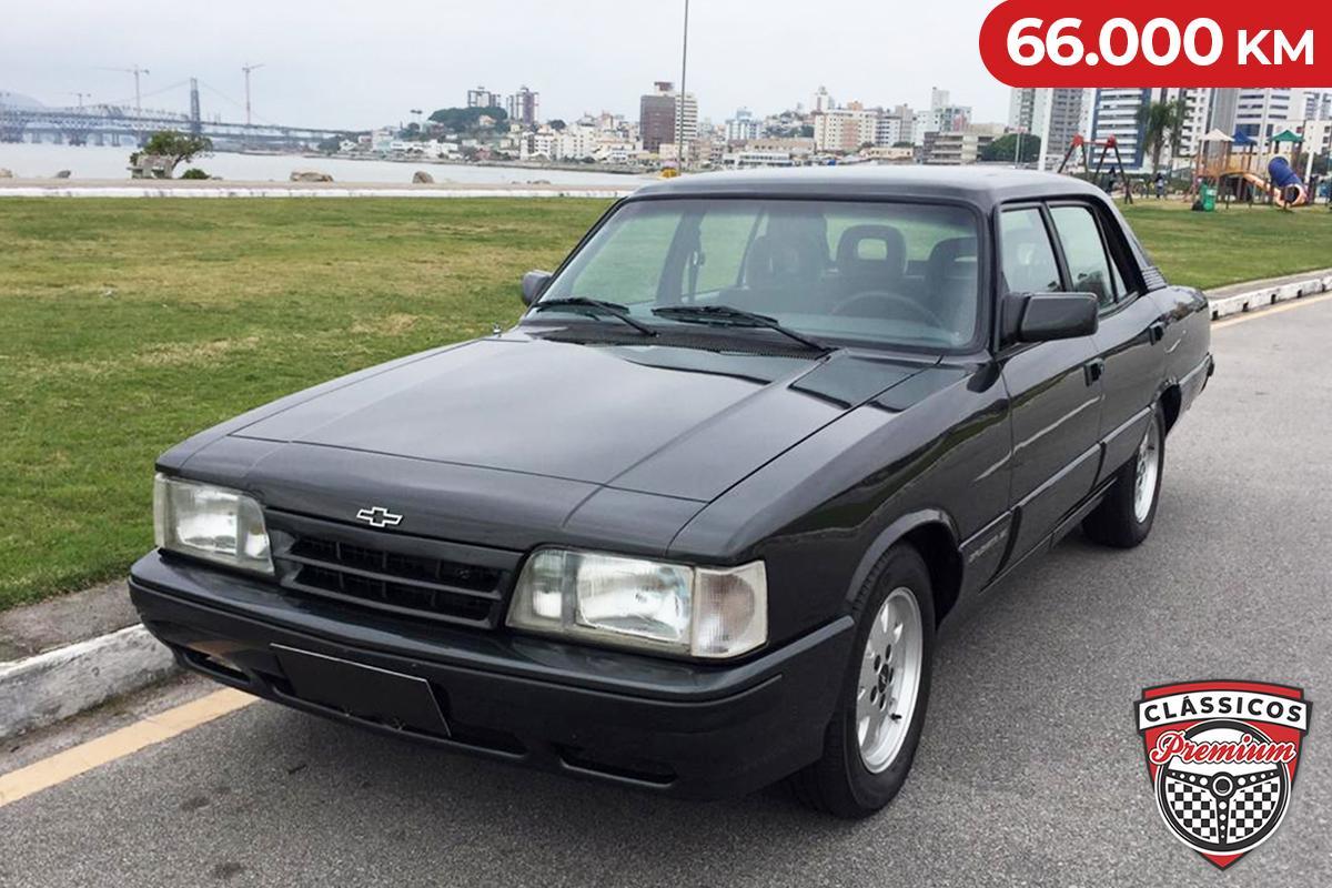 Gm Opala Diplomata 1991 1992 Classicos Premium